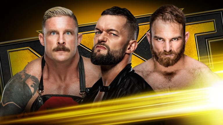 WWE NXT Preview (7/29/20)