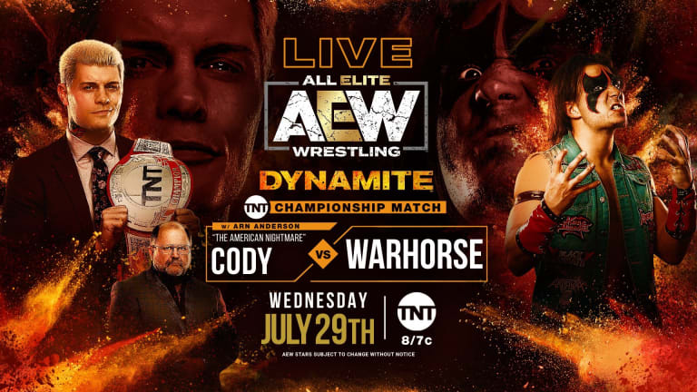 AEW Dynamite LIVE Coverage for 7/29/20