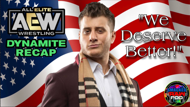 MJF Addresses The State Wrestling! AEW Dynamite Recap 7.29.20
