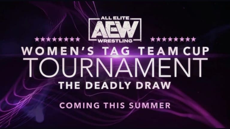 AEW Women's Tag-Team Tournament Not Airing On TV