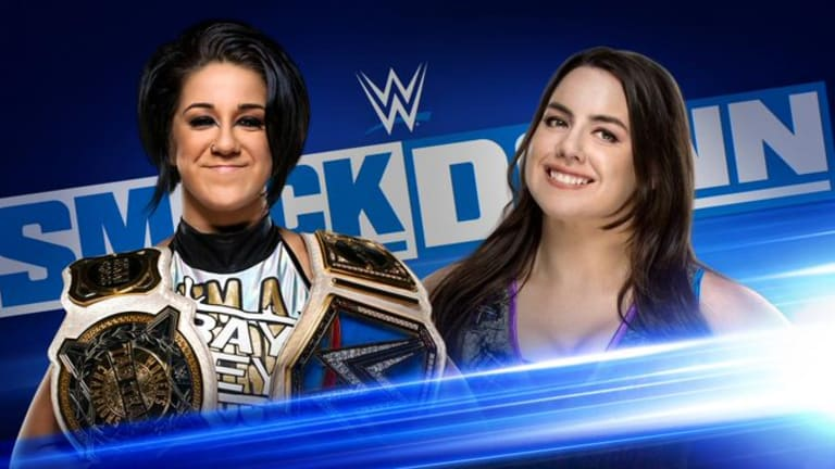 WWE SmackDown LIVE Coverage & Results (7/31/20)