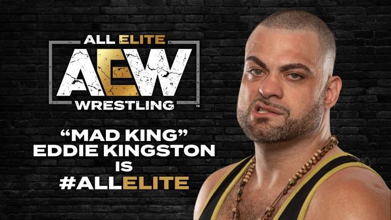 *BREAKING* AEW Announces Signing Of Eddie Kingston