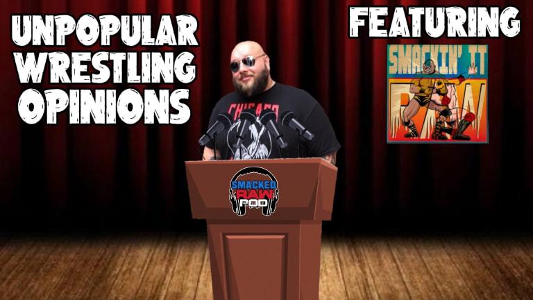 Unpopular Wrestling Opinions Ep.4 with Matt Ridder, Benji Calavera, & SRP's Own Vince Delgado #AllChicago