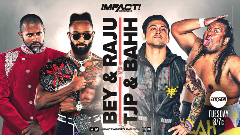 Impact Wrestling Preview(8/4/20)