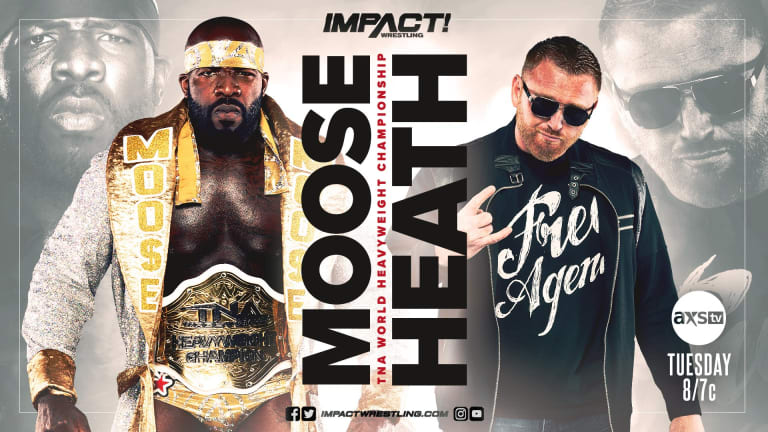 Impact Wrestling LIVE Coverage and Results(8/4/20)