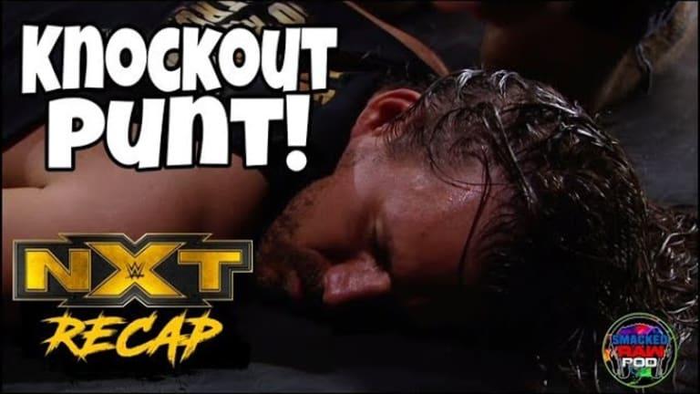 Knockout Punt!! | NXT 8.5.20 Recap