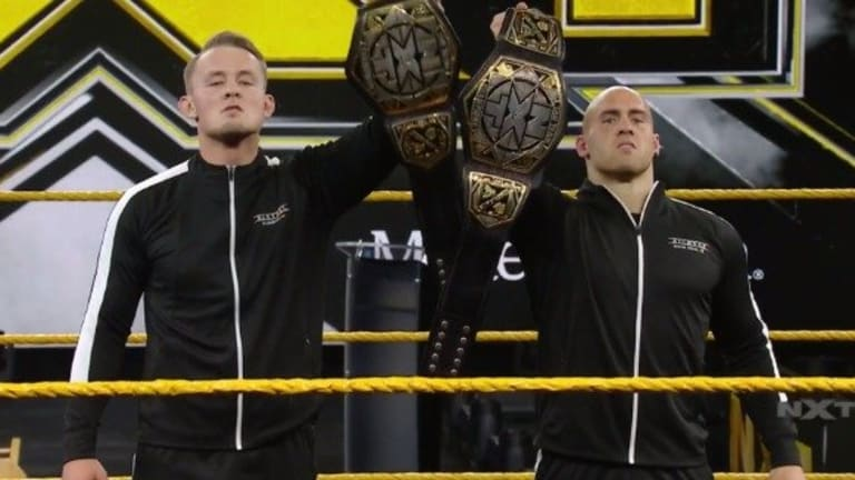NXT Tag Team Division: How To Move Forward