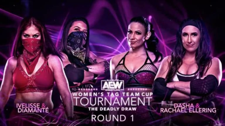 AEW Women's Tag Team Cup Results
