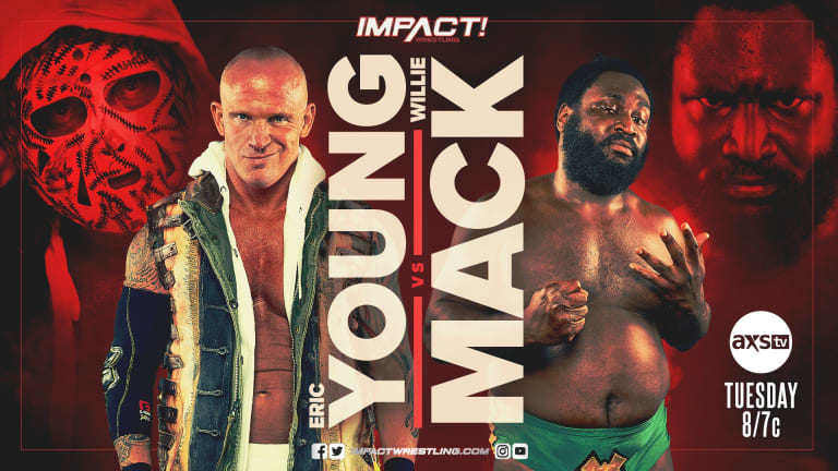 Impact Wrestling LIVE Coverage and Results(8/11/20)