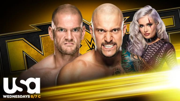 WWE NXT Preview (8/12/20)