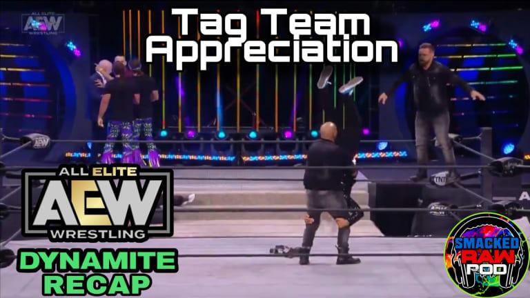 Tag Team Appreciation Night! AEW Dynamite Recap 8.12.20