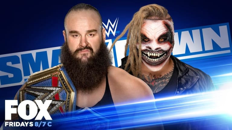 WWE SmackDown LIVE Coverage and Results (8/14/20)