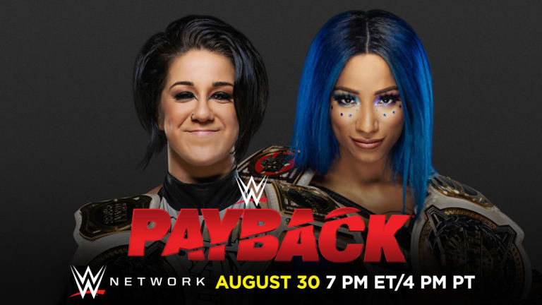 WNW Morning News Update (8/15) - Sasha Banks and Bayley Set To Defend Women's Tag-Team Championships at WWE Payback PPV and WWE Confirms That They Will Resume Live Programming, Next Week