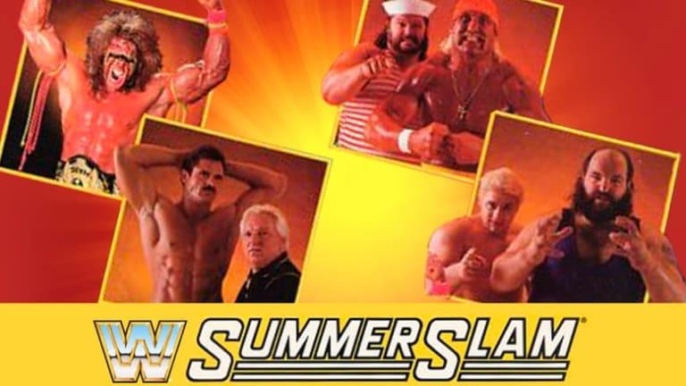 SummerSlam 1990: A Returned Heat Review
