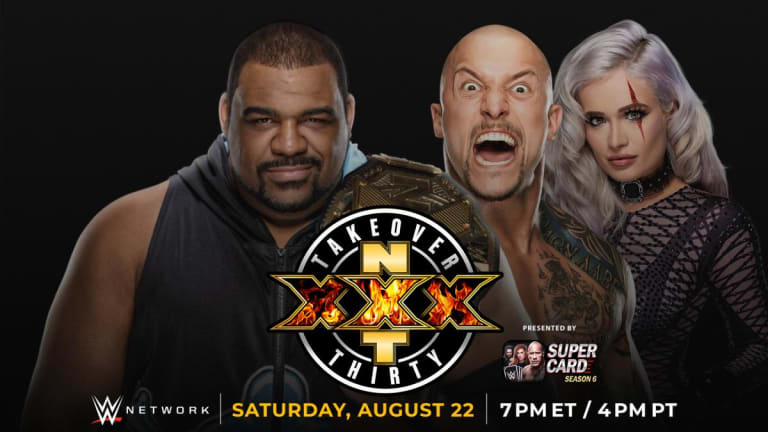Watch WWE NxT TakeOver XXX 2020 8/22/20