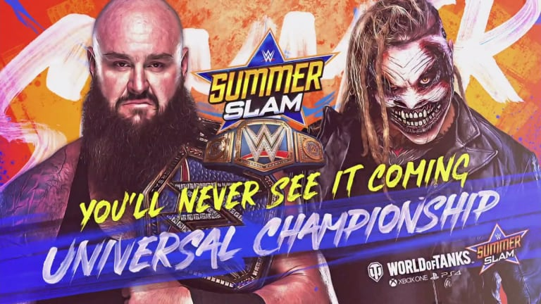 WWE SummerSlam 2020 LIVE Coverage & Results