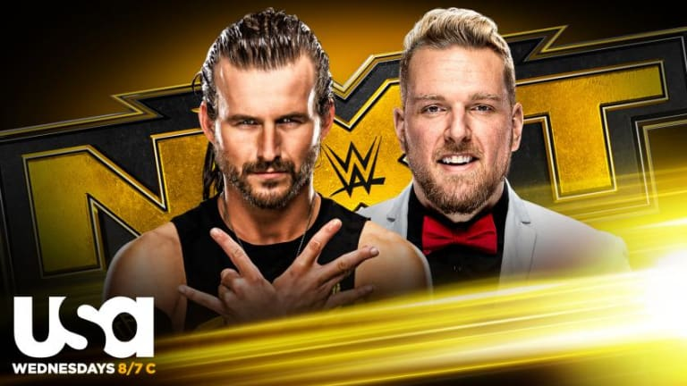 WWE NXT LIVE Coverage & Results (8/19/20)