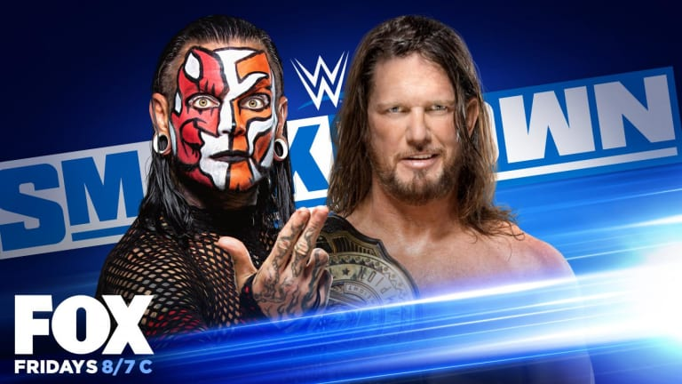 WWE SmackDown Preview (8/21/20)