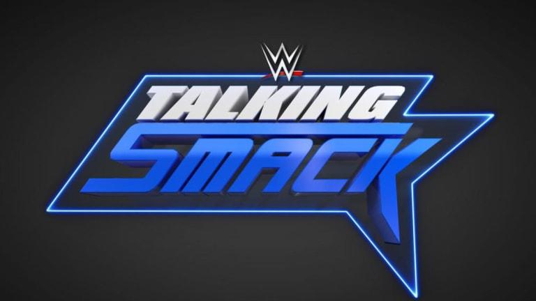 WWE Talking Smack Returning This Weekend