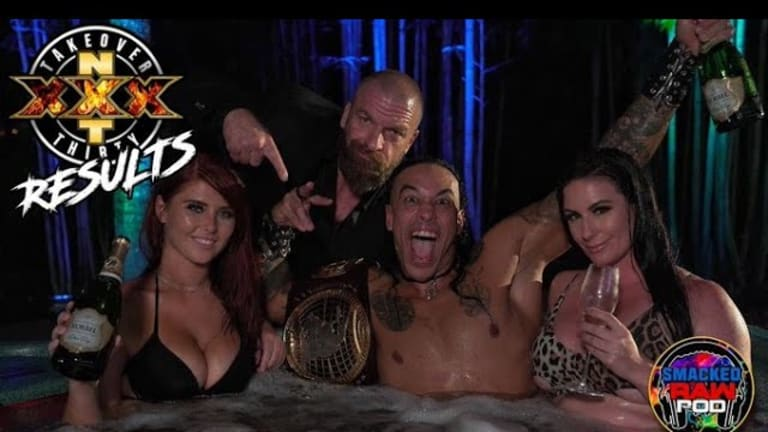 NXT Takeover XXX Recap!!