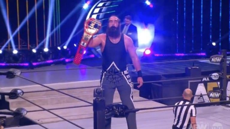 Fantasy Booking Brodie Lee's First Month as TNT Champion