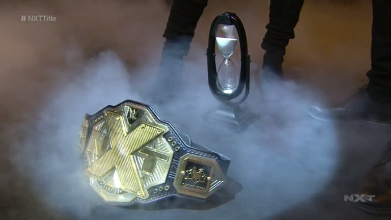 *BREAKING* Karrion Kross Vacates NXT Championship