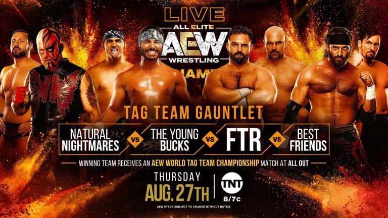 AEW Dynamite Preview 8/27/20
