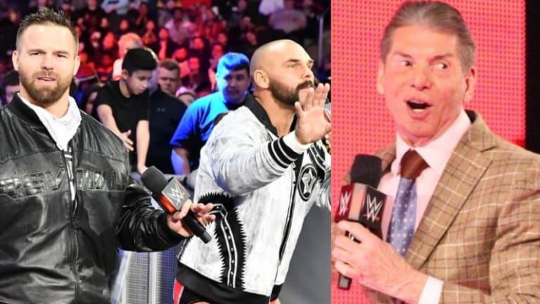 WWE vs FTR Trademark Filing Update
