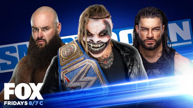 WWE SmackDown Preview (8/28/20)