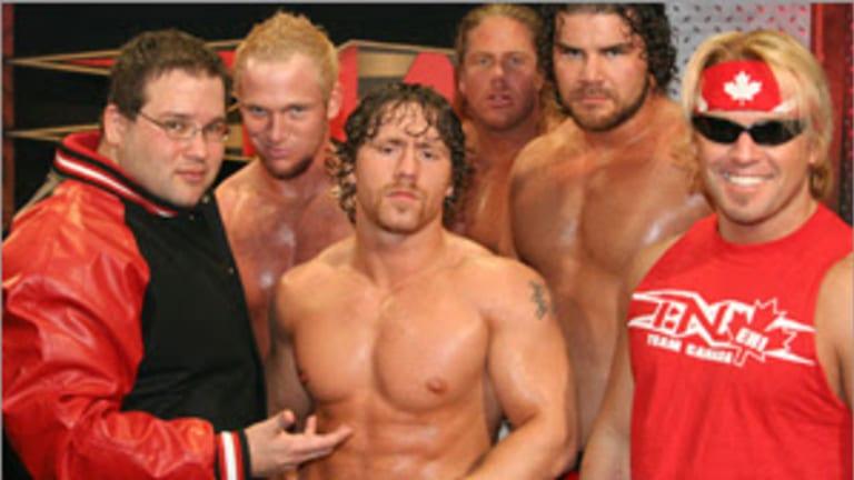 The Forgotten Members of TNA Wrestling's Team Canada