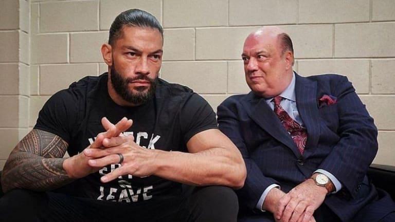 Roman Reigns Joins Paul Heyman, Last Night On SmackDown
