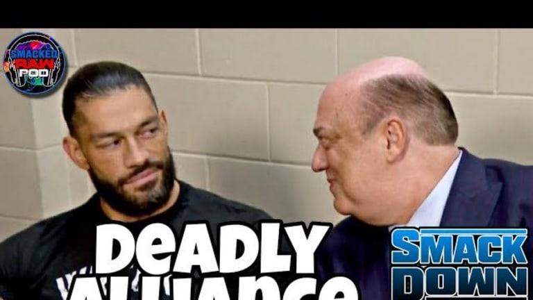 Roman Reigns is a Paul Heyman Guy! SmackDown Recap 8/28/20