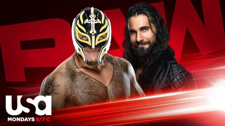 WWE Monday Night RAW LIVE Coverage & Results