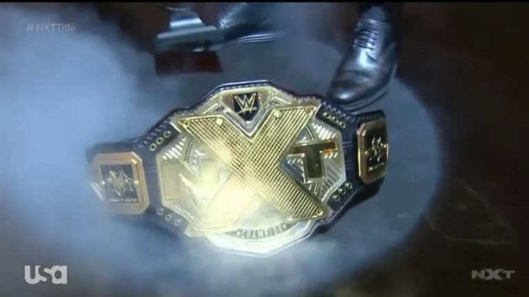 Ranking the Potential Next NXT Champions