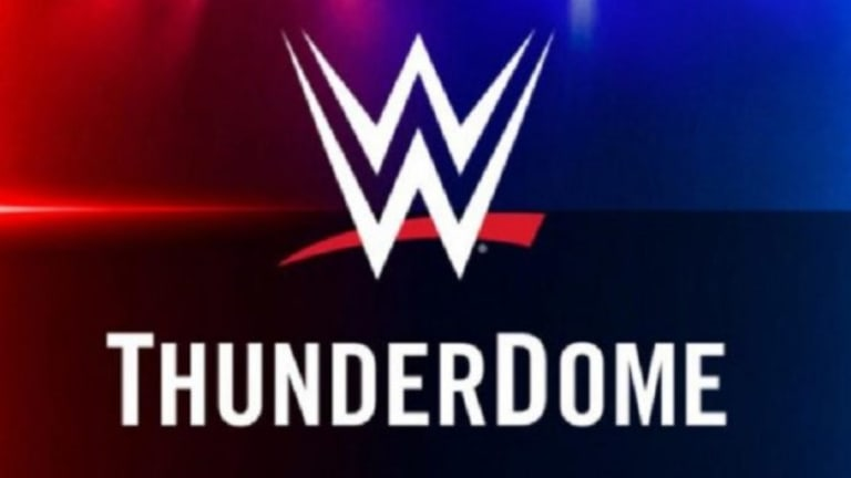 Monday Night Raw: From the ThunderDome