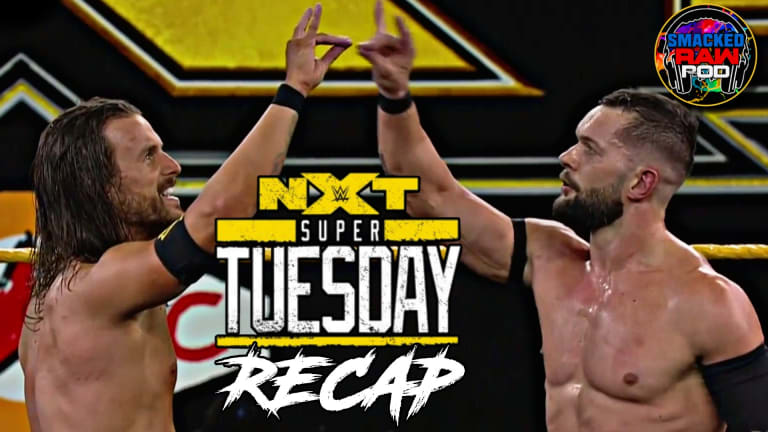 NXT Super Tuesday! | NXT Recap 9/1/20