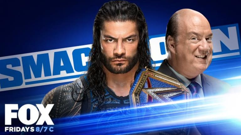 WWE Friday Night SmackDown LIVE Coverage & Results (9/4/20)