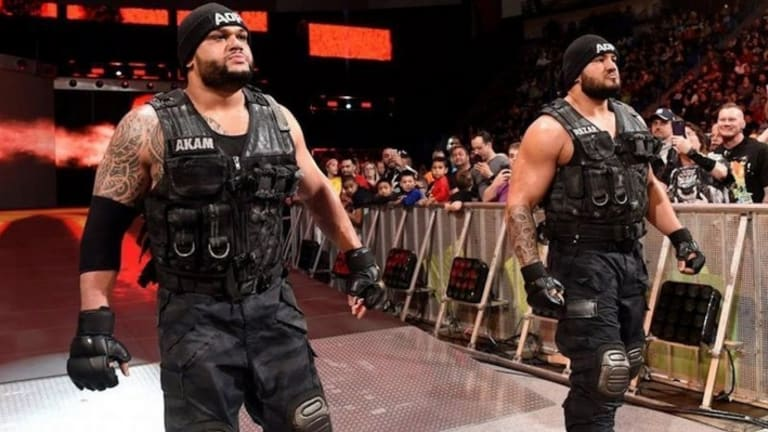 *BREAKING* WWE Release Authors Of Pain