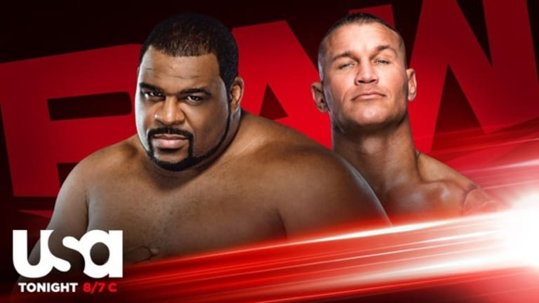 WWE Monday Night RAW LIVE Coverage & Results (9/7/20)