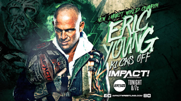 Impact Wrestling Preview(9/8/20)
