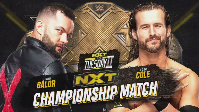 WWE NXT Super Tuesday Night 2 LIVE Coverage & Results (9/8/20)