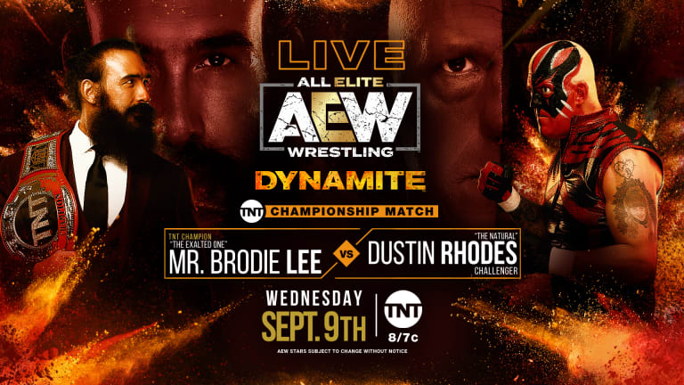 AEW Dynamite Preview for 9/9/20