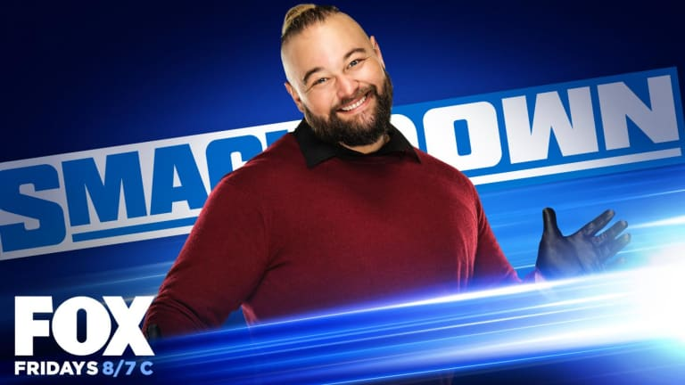 WWE Friday Night SmackDown LIVE Coverage & Results (9/11/20)