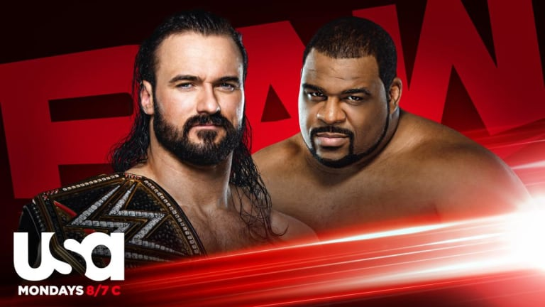 WWE Monday Night RAW Preview (9/14/20)