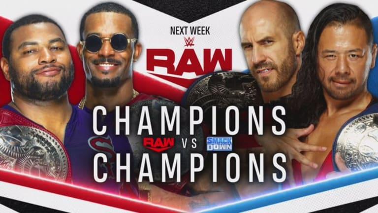 Monday Night Raw 5: Quarterly Brand-To-Brand Invitational Appearances