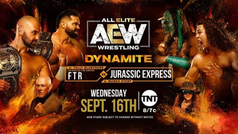 AEW Dynamite Preview 9/16/20