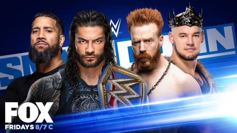 WWE Friday Night SmackDown Preview (9/18/20)