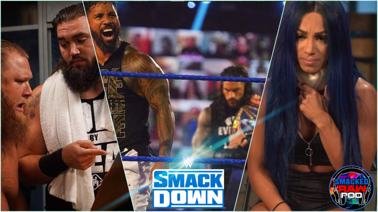 Who Wins Battle of the Bloodline? SmackDown Recap 9/18/20