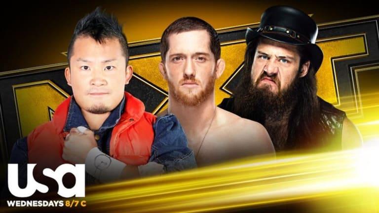 WWE Announces 3 Participants For NXT Championship Match Qualifier