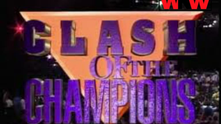 WNW Retro Review First Watch WCW Clash of the Champions 22